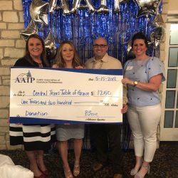 Golf Tournament Charity Recipient